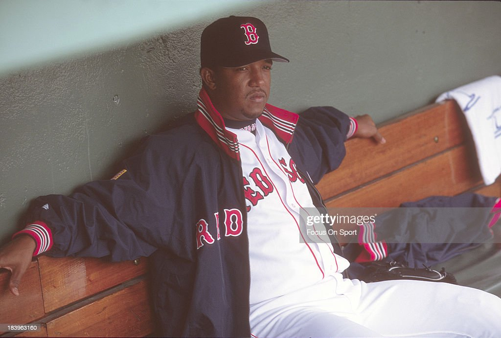 Boston Red Sox : News Photo