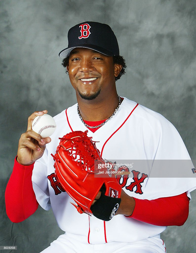 Red Sox Photo Day : News Photo