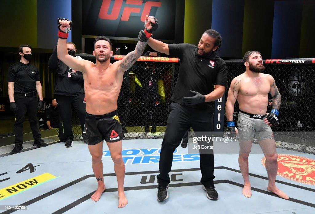 UFC Fight Night: Munhoz v Rivera : News Photo