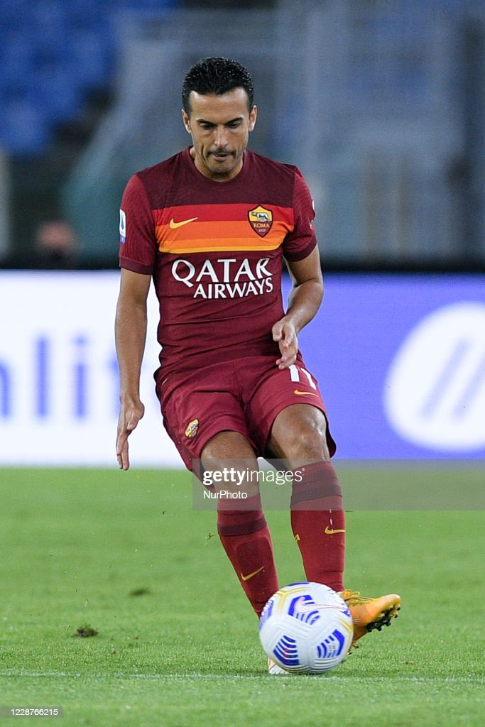 Pedro of AS Roma during the Serie A match between AS Roma and... News Photo  - Getty Images