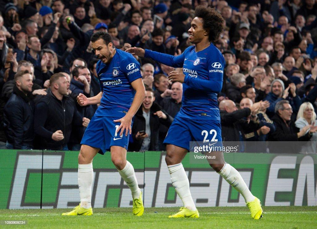 Chelsea FC v Newcastle United FC - Premier League : News Photo