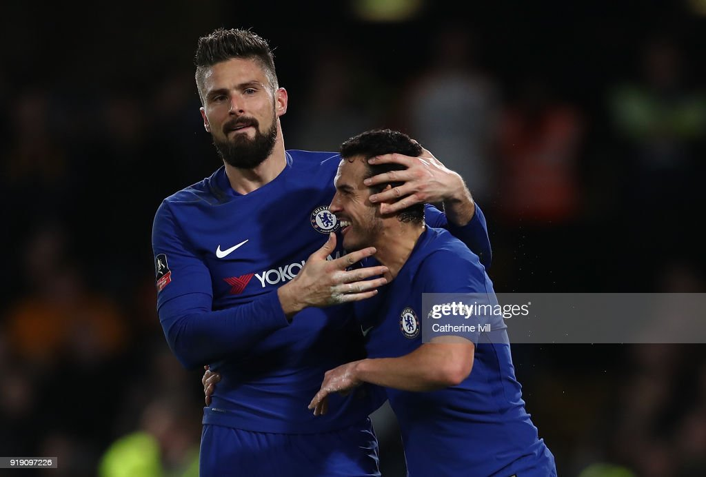 Chelsea v Hull City - The Emirates FA Cup Fifth Round : ニュース写真