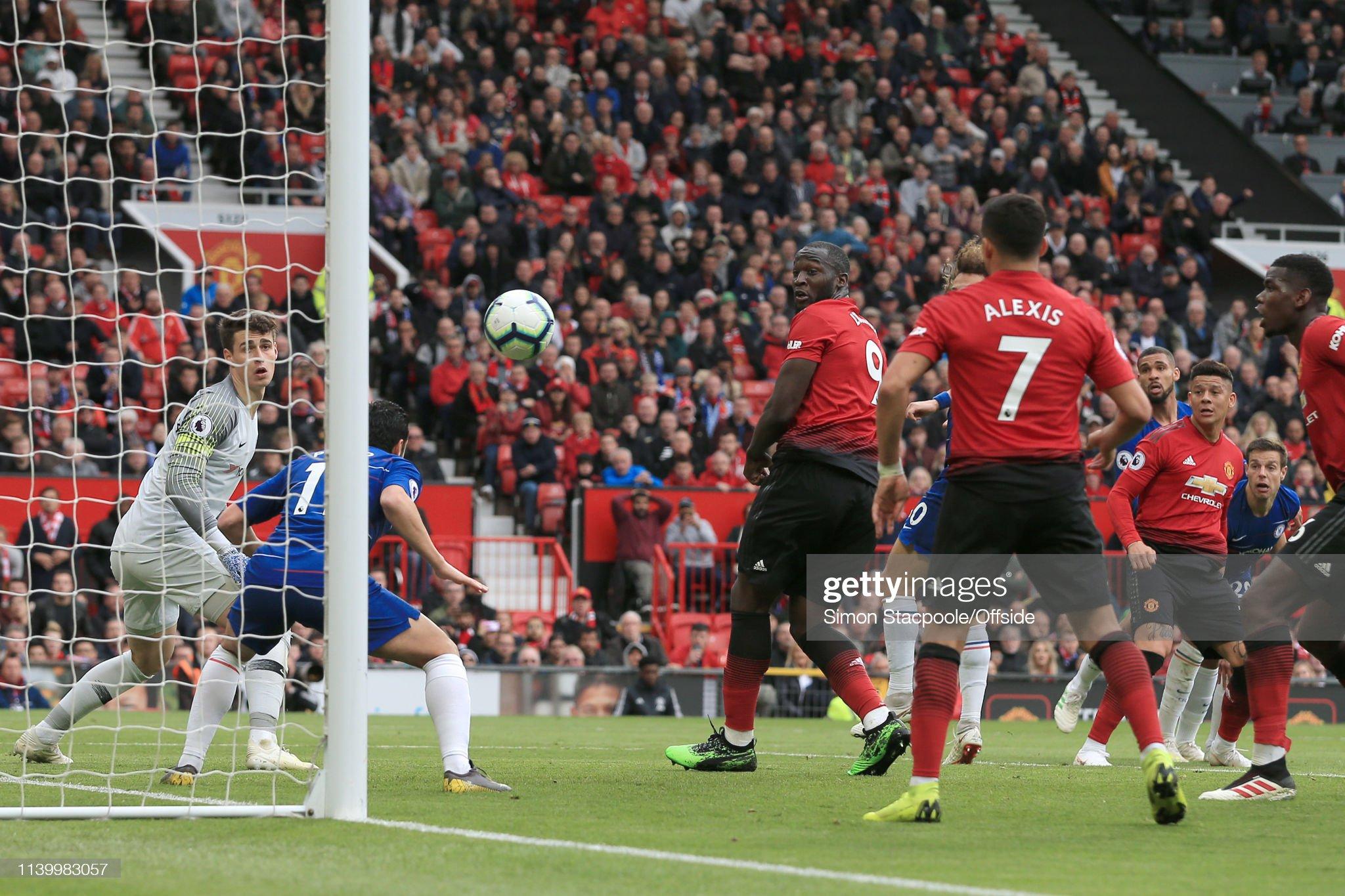 Manchester United v Chelsea - Premier League : News Photo