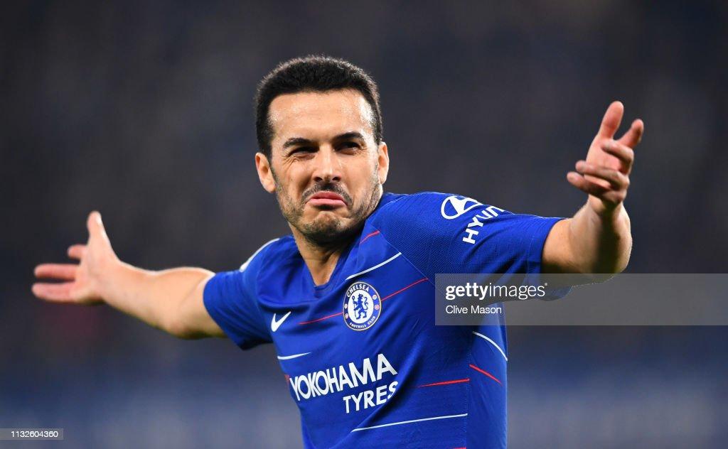 GBR: Chelsea FC v Tottenham Hotspur - Premier League