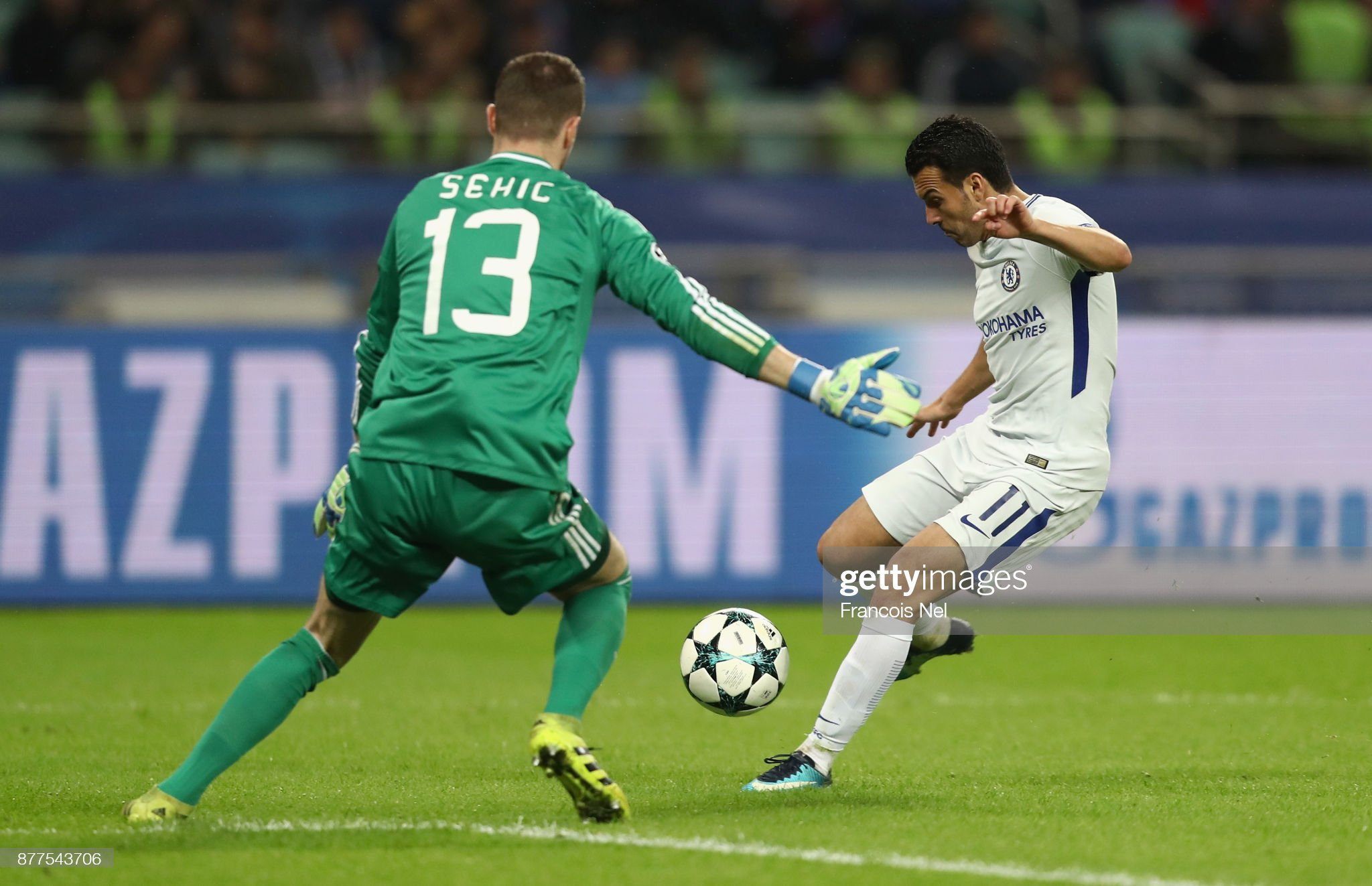 Qarabag FK v Chelsea FC - UEFA Champions League : News Photo