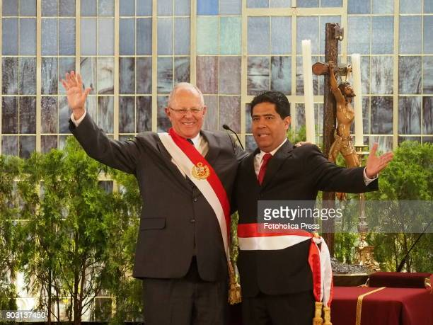 Pedro Pablo Kuczynski President of Peru takes oath to Javier Barreda Jara as Minister of Labor The confirmation of this new cabinet called...