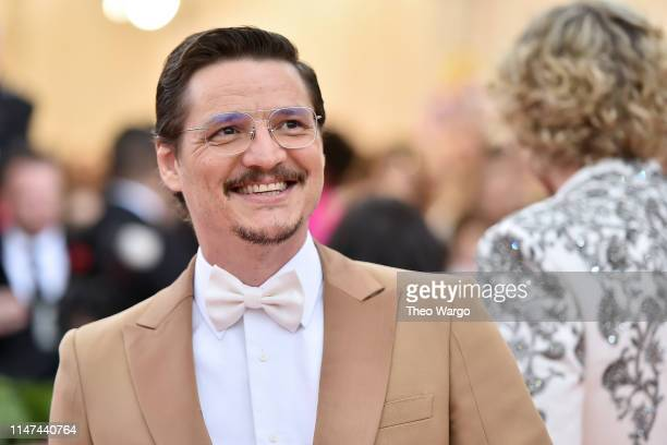 Pedro Pascal attends The 2019 Met Gala Celebrating Camp Notes on Fashion at Metropolitan Museum of Art on May 06 2019 in New York City