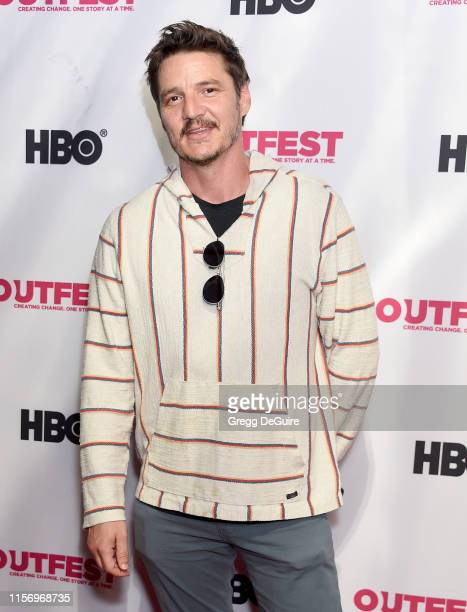 Pedro Pascal attends the 2019 Outfest Los Angeles LGBTQ Film Festival Screening Of Sell By at TCL Chinese Theatre on July 20 2019 in Hollywood...