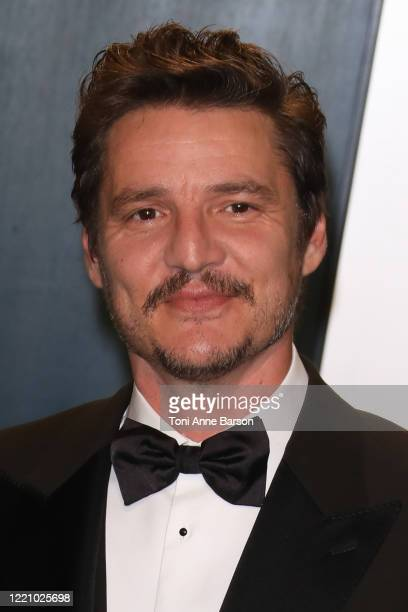 Pedro Pascal attends the 2020 Vanity Fair Oscar Party at Wallis Annenberg Center for the Performing Arts on February 09, 2020 in Beverly Hills,...