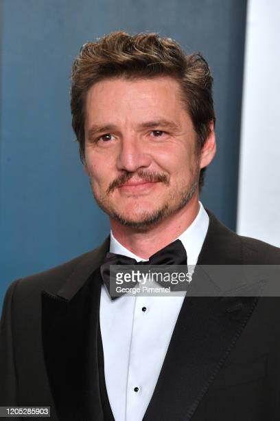 Pedro Pascal attends the 2020 Vanity Fair Oscar party hosted by Radhika Jones at Wallis Annenberg Center for the Performing Arts on February 09, 2020...