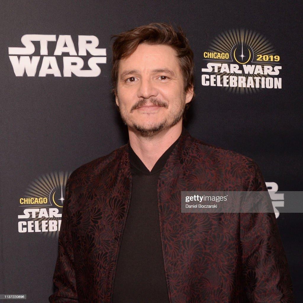 "Star Wars Celebration: ""The Mandalorian"" Panel : ニュース写真"