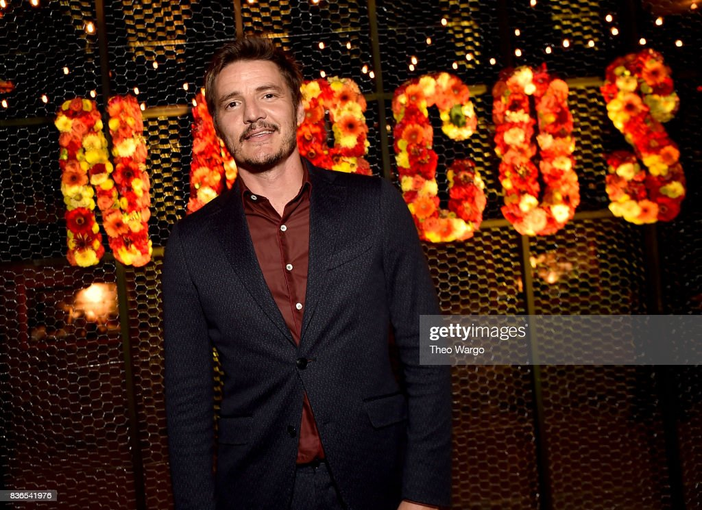 Pedro Pascal attends the 'Narcos' Season 3 New York Screening After party on August 21, 2017 in New York City.