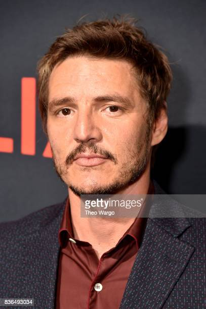 Pedro Pascal attends the Narcos Season 3 New York Screening at AMC Loews Lincoln Square 13 theater on August 21 2017 in New York City