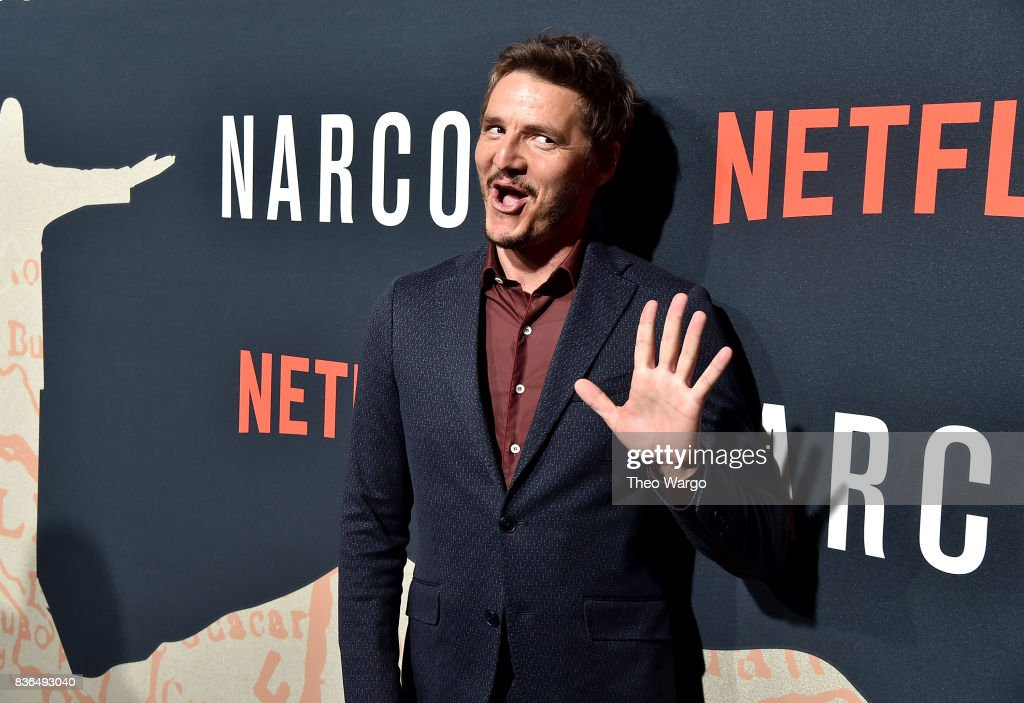 Pedro Pascal attends the 'Narcos' Season 3 New York Screening at AMC Loews Lincoln Square 13 theater on August 21, 2017 in New York City.