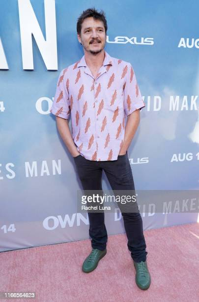 Pedro Pascal attends the premiere of OWN's David Makes Man at NeueHouse Hollywood on August 06 2019 in Los Angeles California