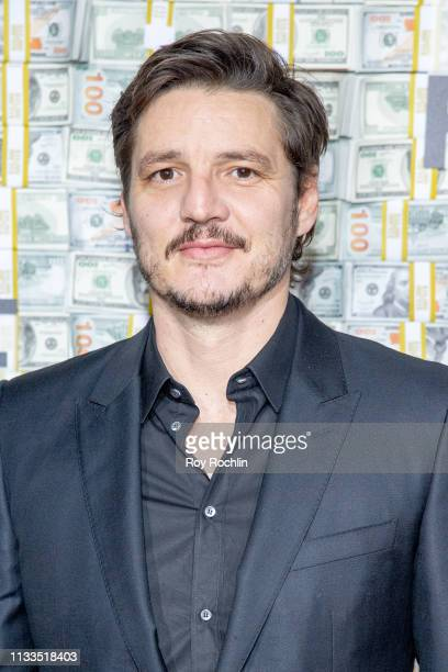 Pedro Pascal attends the Triple Frontier World Premiere at Jazz at Lincoln Center on March 03 2019 in New York City