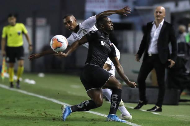 BRA: Santos v LDU - Copa CONMEBOL Libertadores 2020