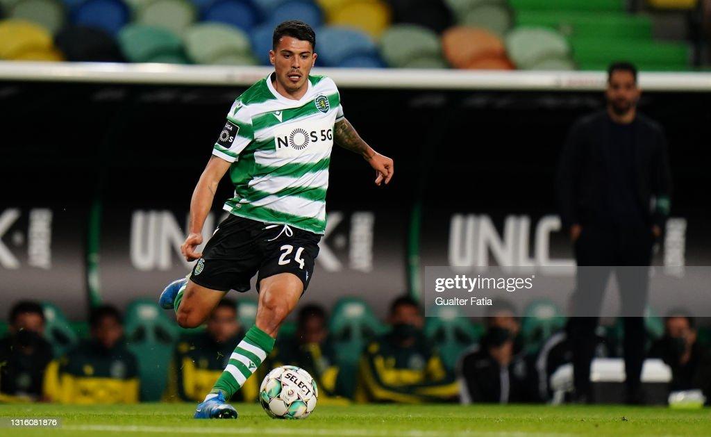 Sporting CP v CD Nacional - Liga NOS : News Photo