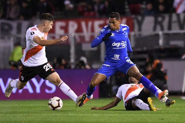 ARG: River Plate v Cruzeiro - Copa CONMEBOL Libertadores 2019