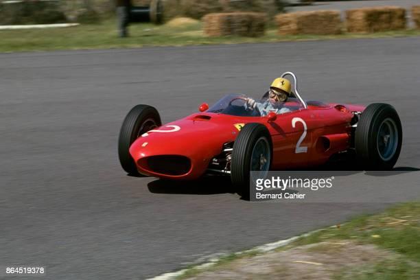 Pedro Rodriguez Ferrari 156 Grand Prix of the Netherlands Circuit Park Zandvoort 20 May 1962