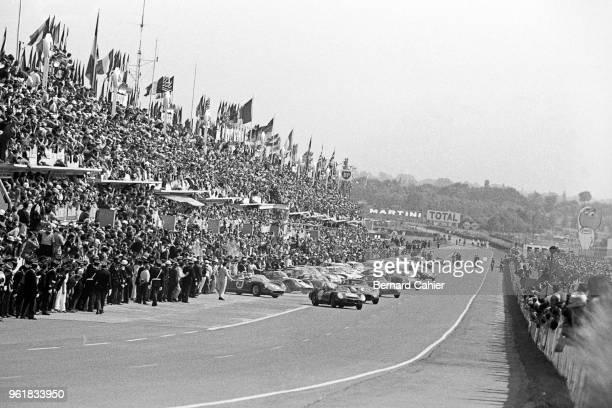 Pedro Rodriguez Ferrari 330 TRI/LM 24 Hours of Le Mans Le Mans 16 June 1963