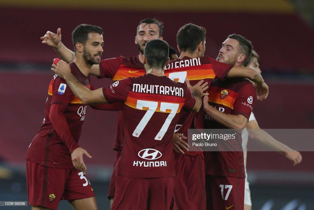 AS Roma v Benevento Calcio - Serie A : ニュース写真