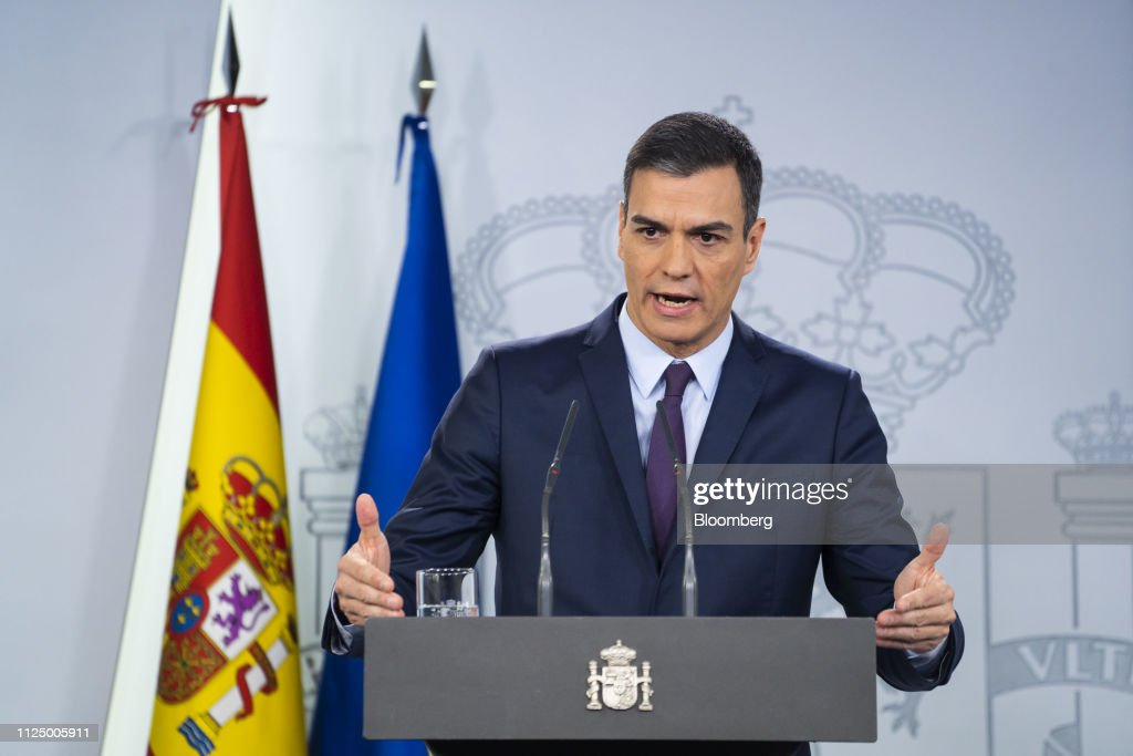 ESP: Spain Braces For Snap Election