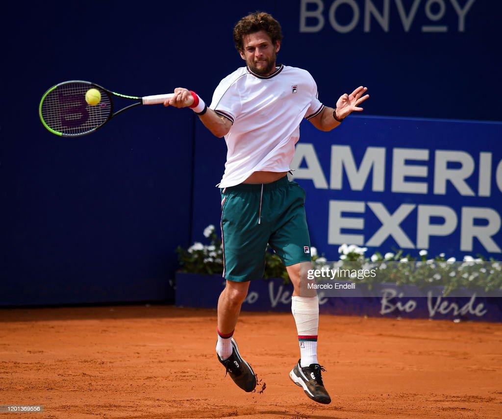 ATP Buenos Aires Argentina Open - Day 7 : Fotografía de noticias