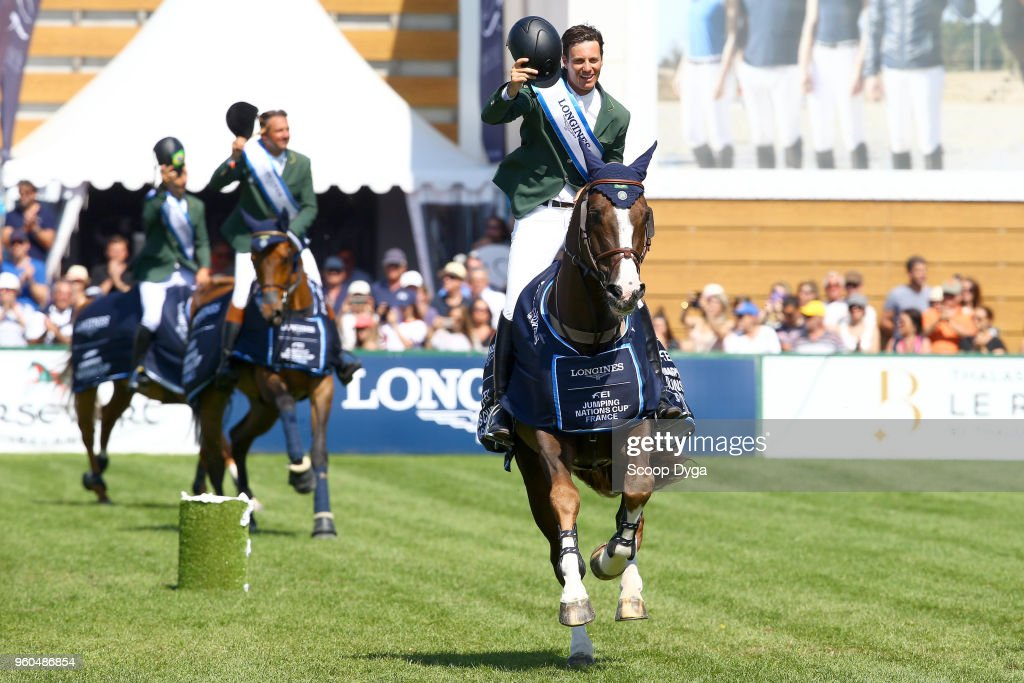 Longines FEI Jumping Coupe des Nations de France - La Baule
