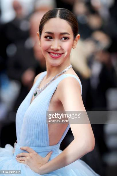 Peechaya Wattanamontree attends the screening of Pain And Glory during the 72nd annual Cannes Film Festival on May 17 2019 in Cannes France