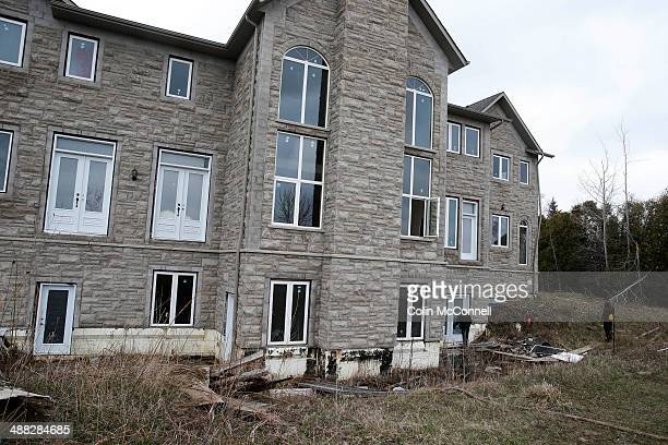 Peel Police were called to a house in Brampton early this morning to close down a massive party at a huge mansion under construction which saw around...