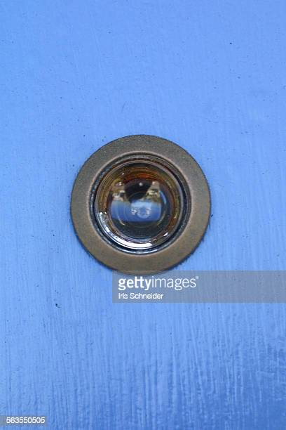 Peephole of door for positioning only WKCover11