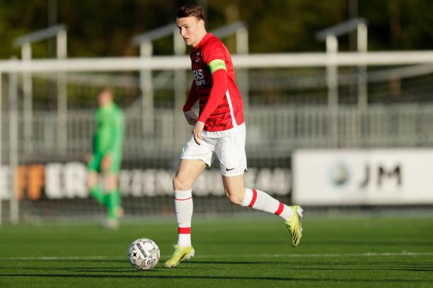 NLD: Jong AZ Alkmaar v Excelsior - Dutch Keuken Kampioen Divisie