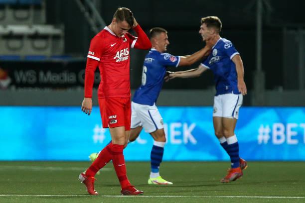 NLD: FC Den Bosch v AZ Alkmaar - Keuken Kampioen Divisie