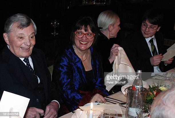 Peer Schmidt Tochter Petra Name folgt Enkel Tobias Party zum 80 Geburtstag von P e e r S c h m i d t Berlin Wannsee Deutschland