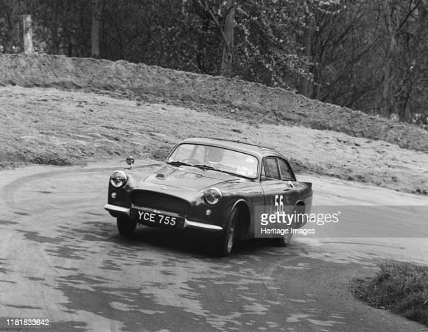 Peerless GT, J A C Kennard at Prescott 1962. Creator: Unknown.