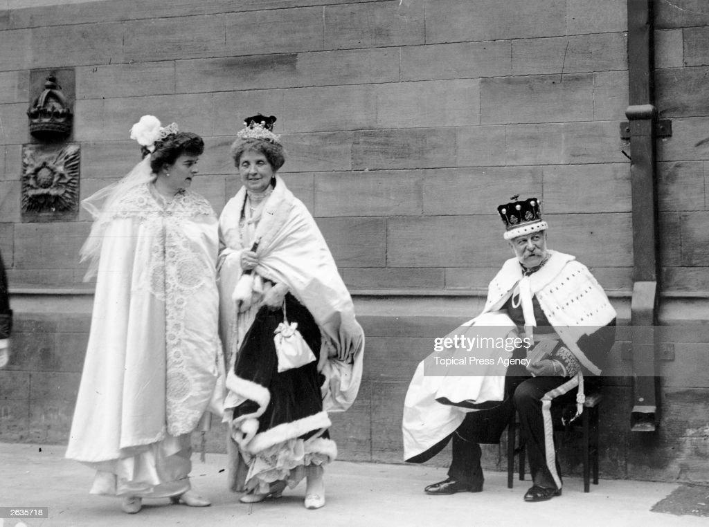 The Coronation : Fotografia de notícias
