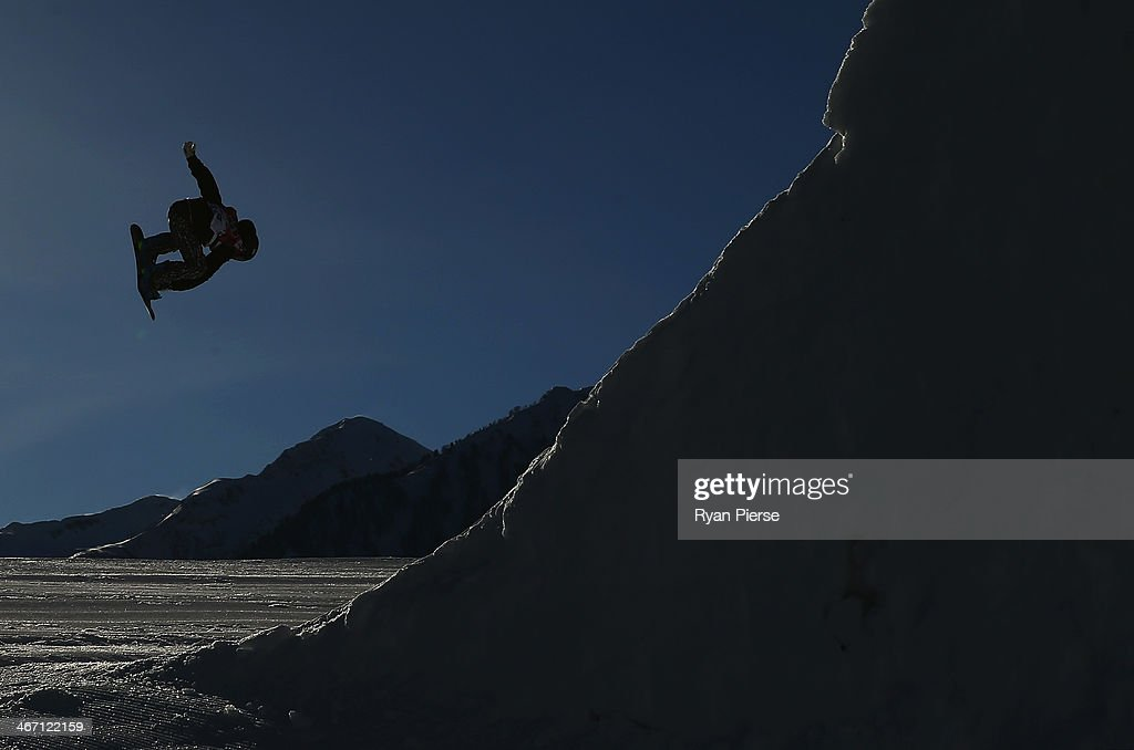 Snowboard - Winter Olympics Day -1