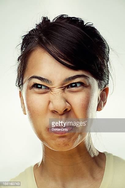 peeved - unpleasant smell stock pictures, royalty-free photos & images