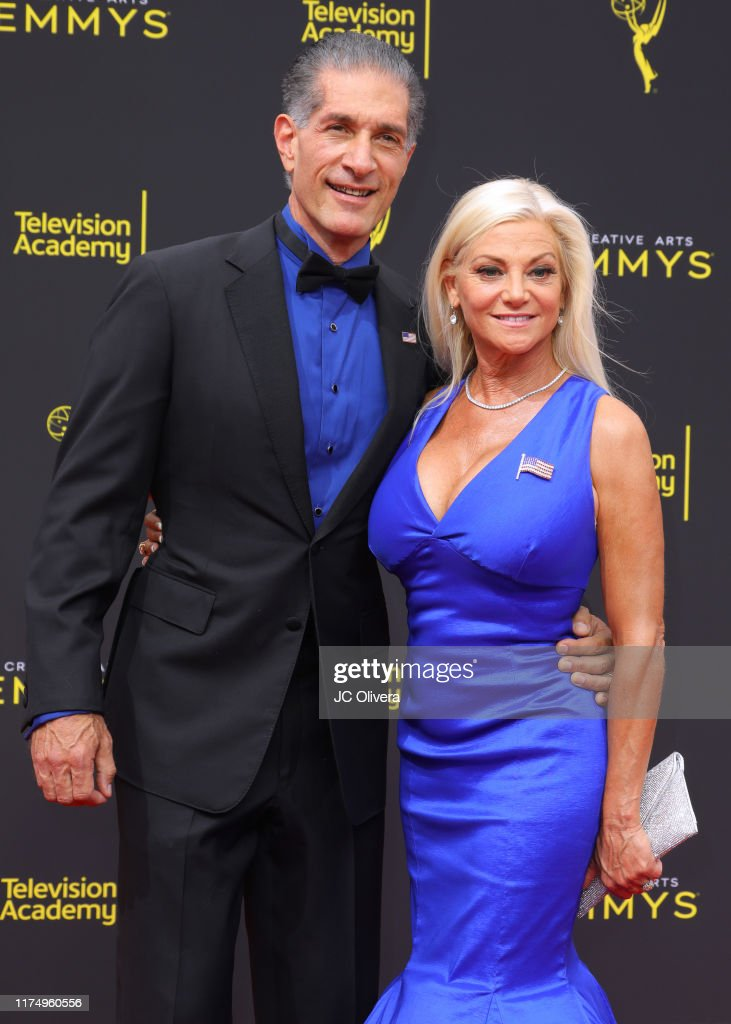 2019 Creative Arts Emmy Awards - Arrivals : News Photo