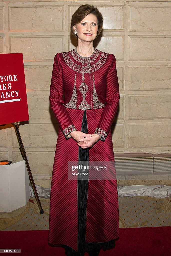 Peg Bree attends the 20th New York Landmarks Conservancy's Living Landmarks Ceremony at The Plaza Hotel on November 14, 2013 in New York City.