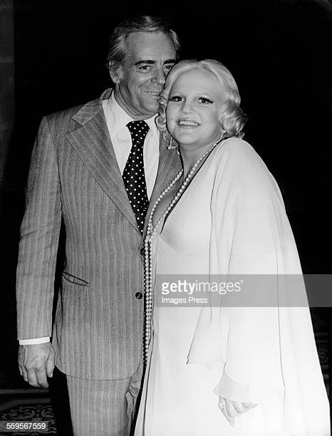 Peggy Lee and Michael Russo circa 1977 in New York City