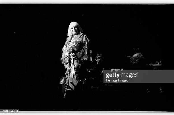 Peggy Lee Royal Albert Hall 1990 Artist Brian O'Connor
