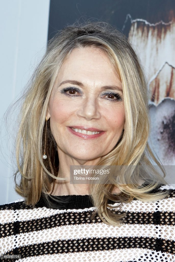 Peggy Lipton attends the 'Twin Peaks' Blu-Ray/DVD release party and screening at the Vista Theatre on July 16, 2014 in Los Angeles, California.