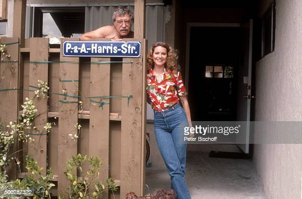 Peggy March Ehemann Arnie Harris Homestory am in Plantation Florida USA