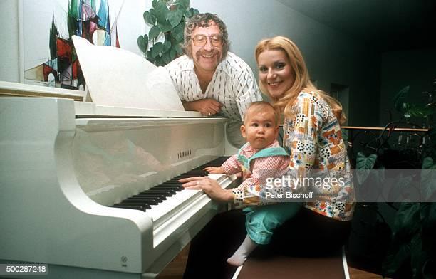 Peggy March Ehemann Arnie Harris Tochter SandeAnn Harris Homestory am in München Deutschland