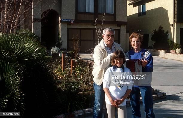 Peggy March Ehemann Arnie Harris Tochter SandeAnn Harris Homestory am in Calabasas bei Los Angeles USA