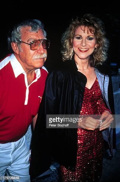 Peggy March mit Ehemann Arnie HarrisSchlager SouvenirsBäder Tournee