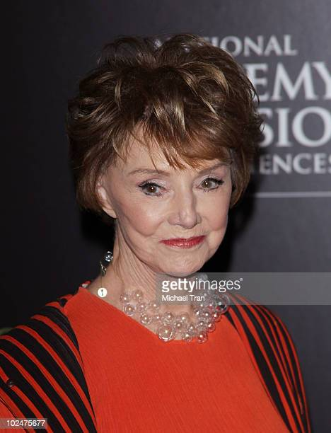 Peggy McCay arrives to the 37th Annual Daytime Emmy Awards held at the Las Vegas Hilton on June 27 2010 in Las Vegas Nevada