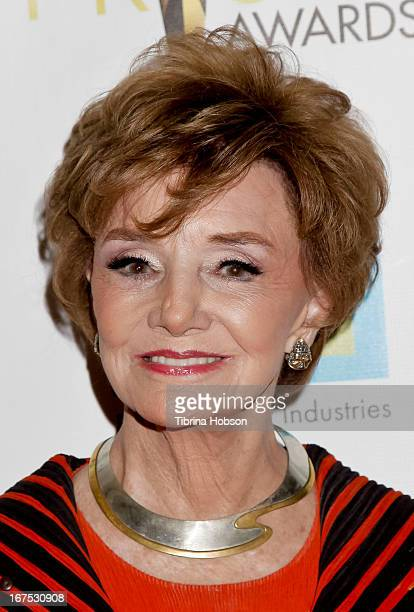 Peggy McCay attends the 17th annual Prism Awards at Beverly Hills Hotel on April 25 2013 in Beverly Hills California
